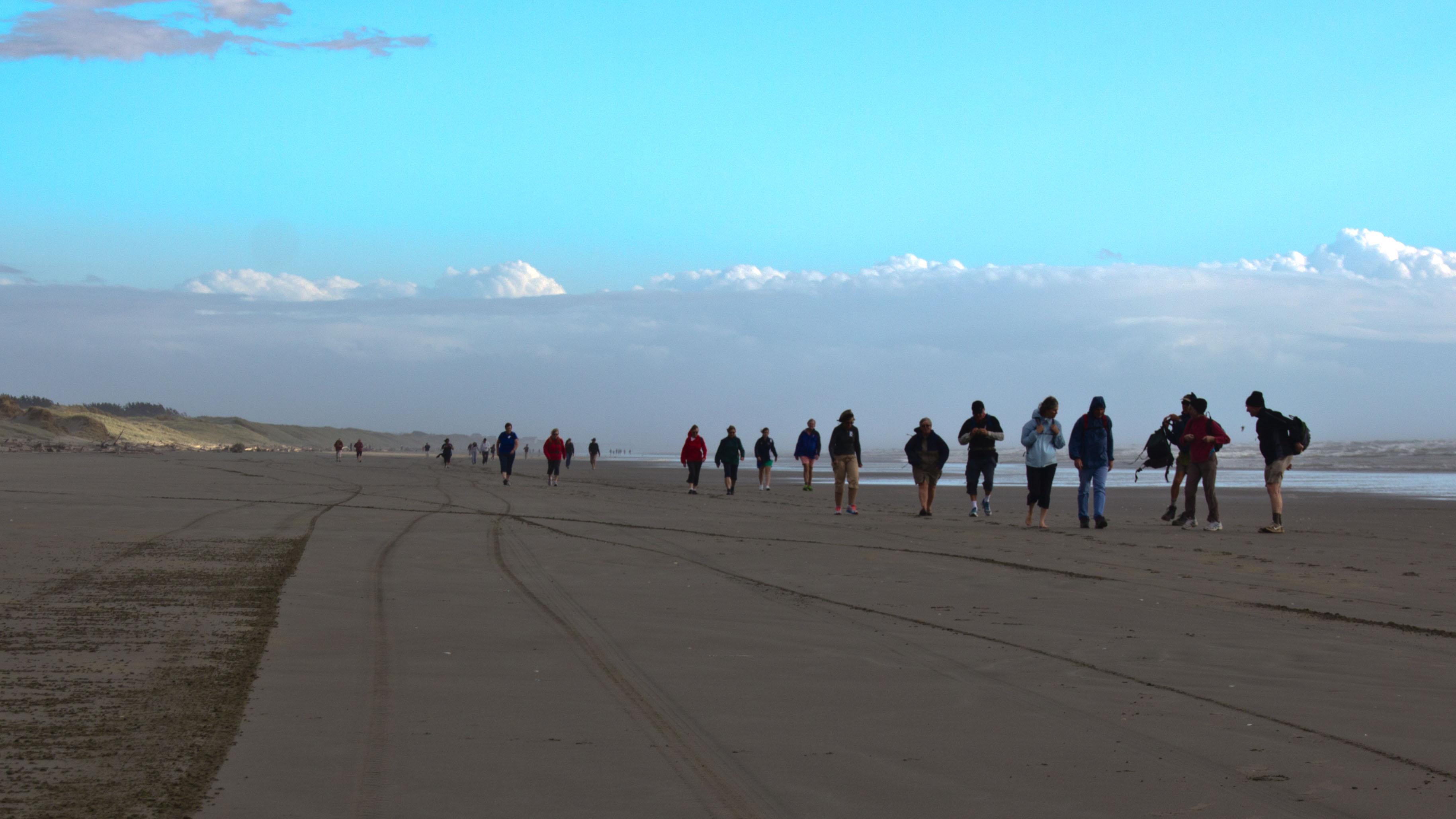 1. Top3 Winner of Photo Competition -Tony Hefford - Twilight Beach Walk - beach walk